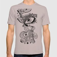 Eye Believed You Mens Fitted Tee Cinder SMALL