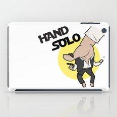 Hand Solo iPad Case