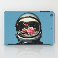 Spring Crop at the Rosseland Crater iPad Case