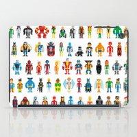 Pixel Heroes iPad Case