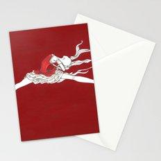 Ballerina 2 Stationery Cards