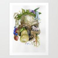 The Spring Art Print