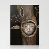 Tree Life Stationery Cards