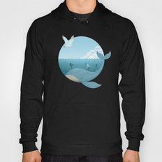 Whale & Seagull (US and THEM) Hoody