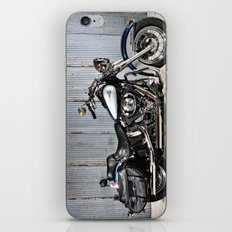 Heritage Softail iPhone & iPod Skin