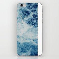 Sea Splash iPhone & iPod Skin