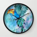 Eternal Spirit Wall Clock