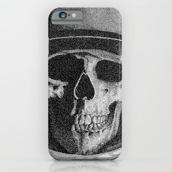 Dead astronaut iPhone & iPod Case