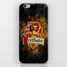 Gryffindor team flag iPhone 4 4s 5 5c, ipod, ipad, pillow case, tshirt and mugs iPhone & iPod Skin