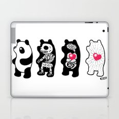 Panda Anatomy Laptop & iPad Skin