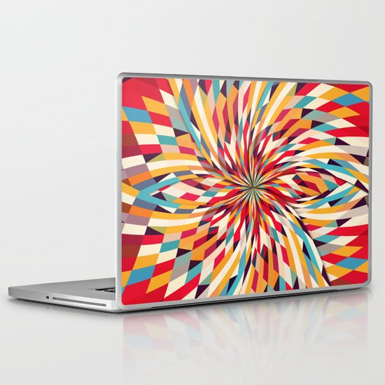In Flower Laptop & iPad Skin