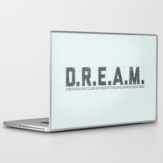 Design Rules Everything Around Me Laptop & iPad Skin