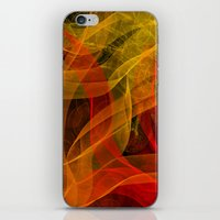 Warm Color Collab iPhone & iPod Skin