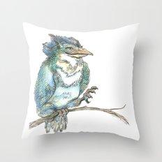 Dragon Bird Throw Pillow