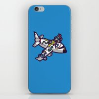 Snakes On A Plane, Liter… iPhone & iPod Skin