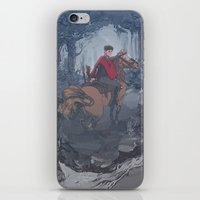 Riot Horse iPhone & iPod Skin