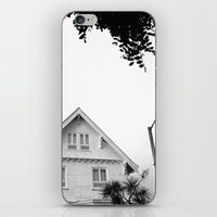 Whit House White Sky iPhone & iPod Skin