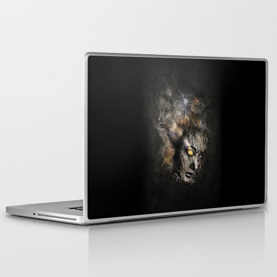 Broken Surface Laptop & iPad Skin