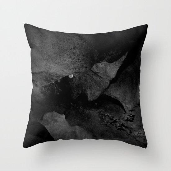 In my Quiet Slumber Throw Pillow