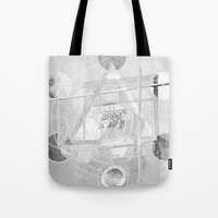 7°mono^Up Tote Bag