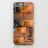 Boots, Two Boys iPhone 6 Slim Case