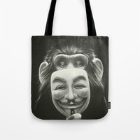 Anonymous Tote Bag