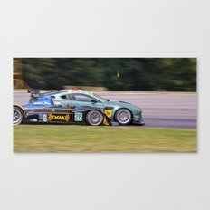 Outta the Way Canvas Print
