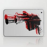 Blaster III Laptop & iPad Skin