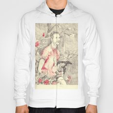 RiFF RAFF with ReD ROSeS Hoody