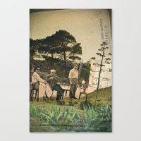 Lemures Canvas Print