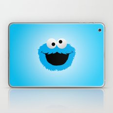 Cookie Monster Laptop & iPad Skin