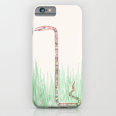 Snake in the Grass iPhone 6 Slim Case
