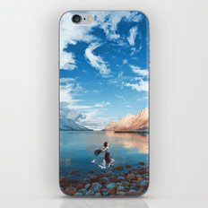 These young dreams are all we breathe iPhone & iPod Skin