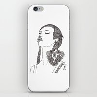 Givenchy iPhone & iPod Skin