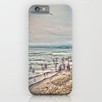 iPhone & iPod Case featuring The Flight by Sarah Zanon