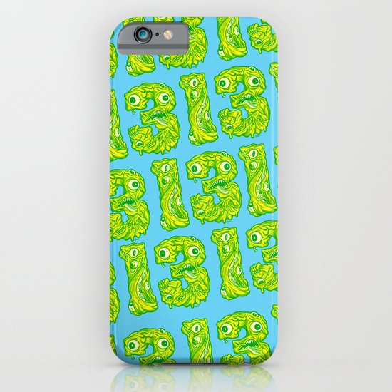 Ugly 13 iPhone & iPod Case