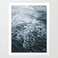 Art Print featuring Oceana by Brian Biles