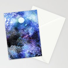 Winter Night Orchard Stationery Cards