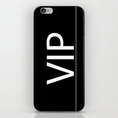 VIP Case for cell and laptop iPhone & iPod Skin