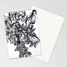 Four Way Branch Stationery Cards