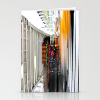 New York Grand Central Cafe Stationery Cards