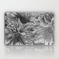 Flowers shadows Laptop & iPad Skin