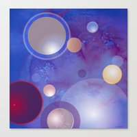 Empty Space Canvas Print