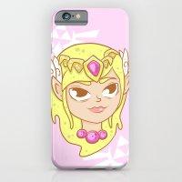 zelda iPhone & iPod Cases featuring  Zelda  by HypersVE