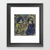 hhd Framed Art Print