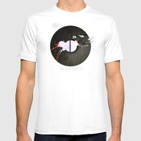 Dot Mens Fitted Tee White SMALL