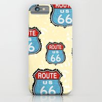 iPhone & iPod Case featuring Headin' West by Art Tree Designs