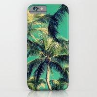 Paradise Palm Trees  iPhone 6 Slim Case