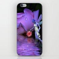 A  Fairys World iPhone & iPod Skin