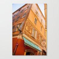 Nice France 5669 Canvas Print